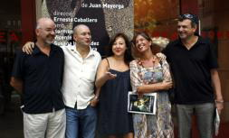 Carmen Machi es en el Romea «La Tortuga de Darwin»