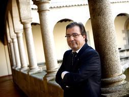 Guillermo Fernández Vara, Presidente de la Junta de Extremadura: «Debemos decir claro que la cesión de impuestos del Estado ha tocado techo»