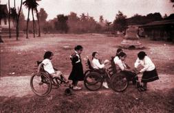 Camboya, camino hacia la vida