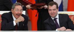 El régimen castrista sella con el Kremlin una alianza estratégica y 30 acuerdos