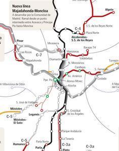 Las Cercanías crecen en 115 kilómetros