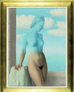 El realismo mágico de Magritte