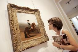Sale a subasta en Londres un retrato de Godoy pintado por Goya