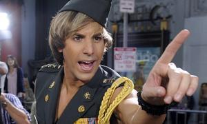 Ucrania prohibe la proyección de la comedia «Bruno»