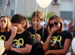 Santa Pola rindió homenaje a la niña asesinada por ETA