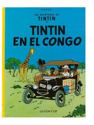 Retiran «Tintín en el Congo» de la biblioteca de Brooklyn por racista