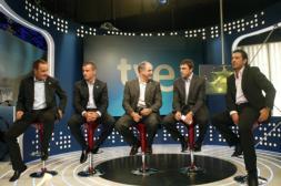 TVE pone toda la carne en el asador para la Champions League