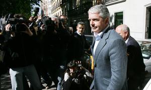 Pablo Crespo habló de posibles irregularidades en el PP gallego