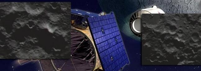 Una nave de la NASA impacta contra la Luna en busca de agua