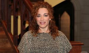 Cristina Marcos es Alicia, la nueva profesora de Filosofía