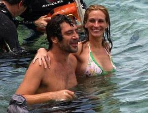 Javier Bardem y Julia Roberts, nueva pareja... en la ficción