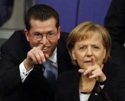 Merkel abre su segundo mandato tras una cómoda votación en el Bundestag
