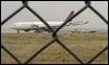 El avión sobre el que se ha intentado atentar / REUTERS