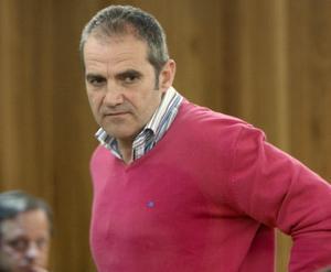 POOL  El etarra Arizcuren Ruiz, «Kantauri», en su última comparecencia ante la Audiencia Nacional  EFE  Joseba Egibar