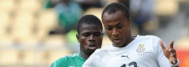 Ghana se clasifica para su octava final continental