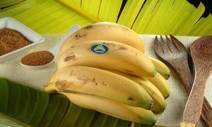 Un plátano en el metro, el «tentempié saludable»