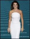 Penélope Cruz, con un diseño blanco de Versace. / Agencias