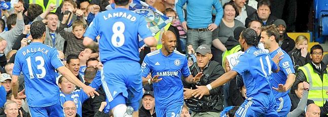 El Chelsea logra su cuarto título de liga