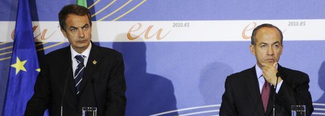 Zapatero dice que su responsabilidad es pensar en España y no en otro futuro