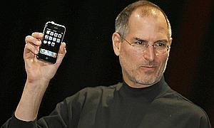 Soy Steve Jobs y quiero mi iPhone secreto