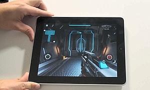 El iPad, «muy caro y lleno de huellas»