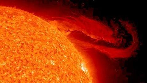 ¿Podemos prevenir la gran tormenta solar de 2012?