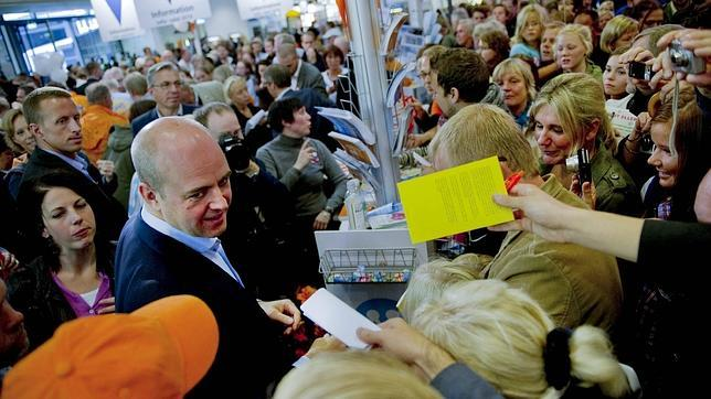 La coalición conservadora, clara favorita de las elecciones en Suecia