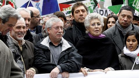 Willy Toledo critica que el Gobierno haga lo mismo con el Sáhara que el PP con Irak