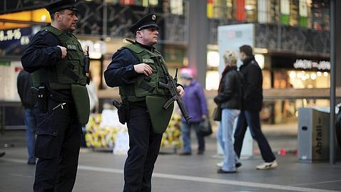 Alerta antiterrorista en Alemania