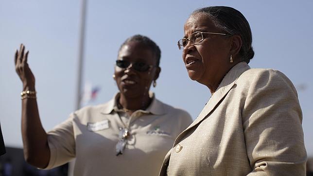 «Me gustaría que la ONU se vaya poco a poco de Haití»