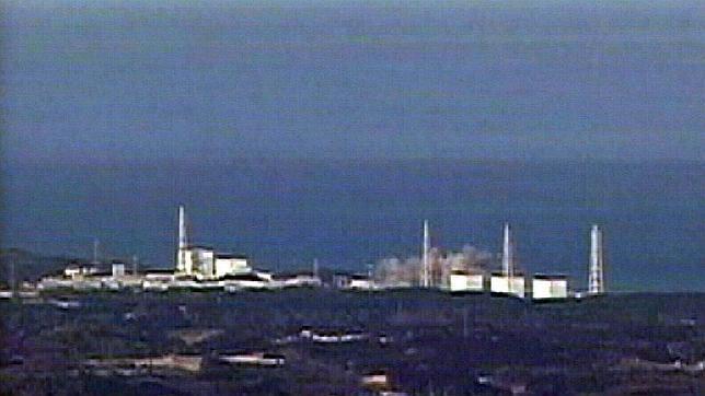 En directo: Nuevo incendio en el reactor 4 de la central de Fukushima