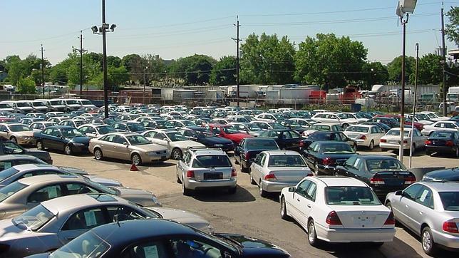 El sector del automóvil multiplica por cinco sus exportaciones