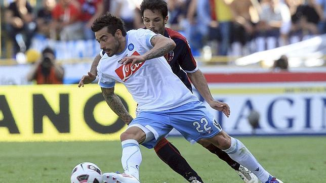 El Nápoles no da tregua al Milán