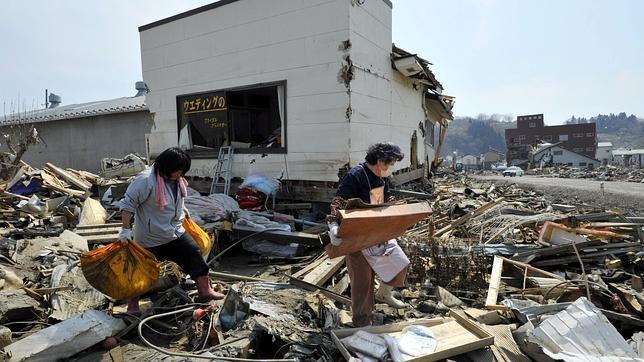Japón planea quemar escombros como combustible ante la escasez de energía