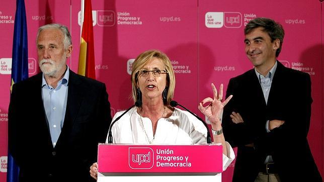 UPyD se configura como llave de gobierno de diez municipios