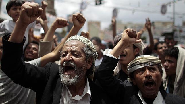 La guerra en Yemen llega hasta la capital