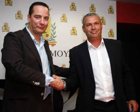 PP y CC escenifican el primer acuerdo en Gran Canaria