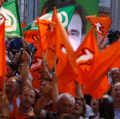 Portugal vota hoy a un Gobierno dirigido desde Bruselas