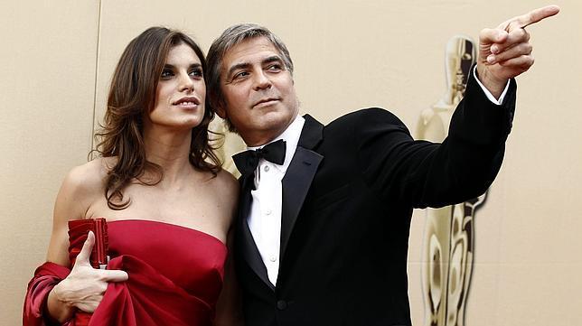 George Clooney y Elisabetta Canalis rompen su relación
