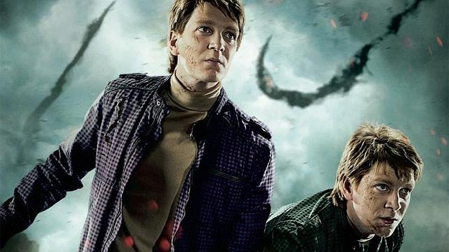 Los gemelos de Harry Potter auguran que la saga tendrá un final «espectacular»
