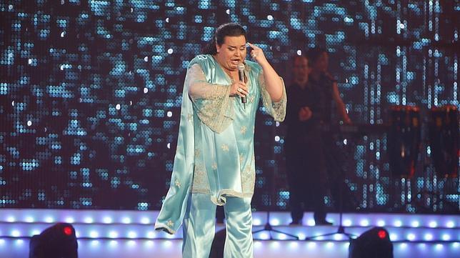Falete quiere presentarse a Eurovisión