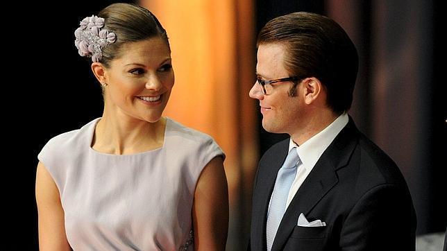 La princesa Victoria de Suecia, embarazada de su primer hijo