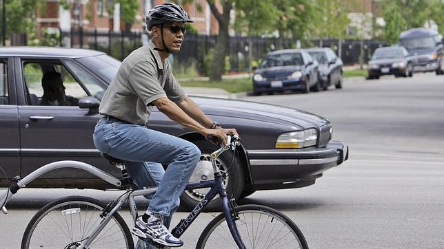 La ciudad se vive a pedales