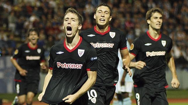 Muniain guía al Athletic a su primer triunfo de la temporada