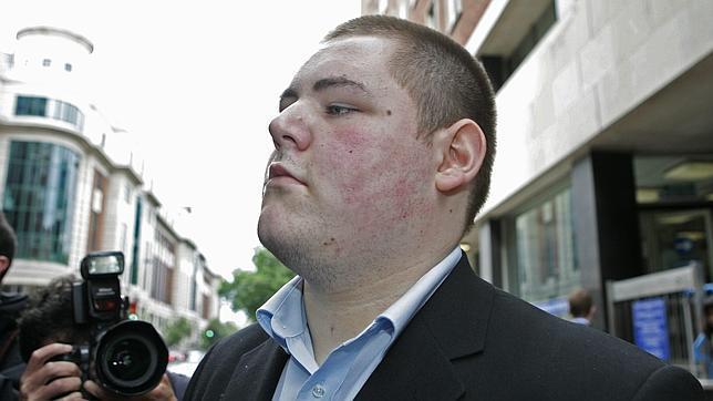 Jamie Waylett, de Harry Potter, acusado de participar en los disturbios de Londres