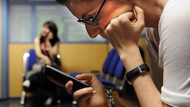 Uno de cada seis móviles está contaminado con bacterias fecales