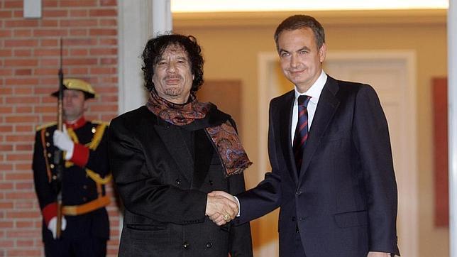 Cuando Gadafi era nuestro amigo