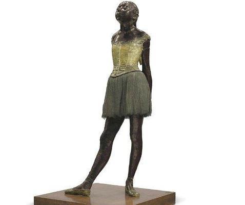 Una escultura de Degas abre la temporada de grandes subastas en Nueva York