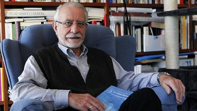 José María Merino: «Vivimos en un mundo que tira a la necedad»
