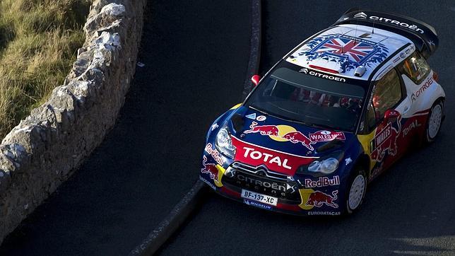 Loeb, otra vez campeón del mundo